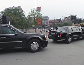 Di chuyển thế nào những ngày Hà Nội đón 2 nguyên thủ Tập Cận Bình và Donald Trump?