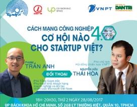 """Giải thưởng Nhân tài Đất Việt tiếp tục """"truyền lửa"""" khát vọng khởi nghiệp"""