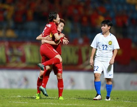 Giành HCV SEA Games 29, tuyển nữ Việt Nam được thưởng 4 tỷ đồng