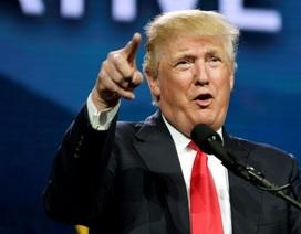 Tỷ lệ ủng hộ ông Trump tăng mạnh sau tuần căng thẳng với Triều Tiên
