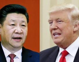 """Tổng thống Trump đoán cuộc gặp ông Tập Cận Bình sẽ """"rất khó khăn"""""""