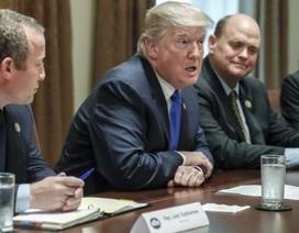 Ông Trump mời nghị sĩ đảng Dân chủ ăn tối bàn về cải cách thuế