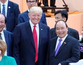 Tổng thống Donald Trump đến Việt Nam trong chuyến công du lịch sử
