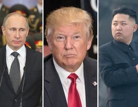 """""""Giải mã"""" vai trò của Nga trong cuộc khủng hoảng hạt nhân Triều Tiên"""