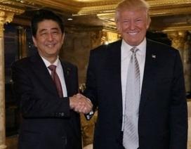 Hé lộ món quà Tổng thống Trump dành tặng Thủ tướng Abe