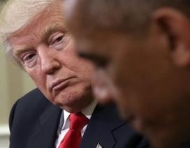 Ông Trump sẽ hủy bỏ một số quyết sách của chính quyền Obama