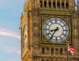 Chuông đồng hồ Big Ben của Anh sẽ ngừng đổ chuông trong 4 năm tới