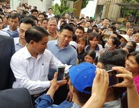Hà Nội thay Phó đoàn thanh tra đất tại Đồng Tâm