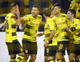 Dẫn trước 4-0, Dortmund vẫn bị rơi điểm khó tin
