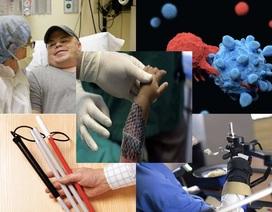 5 đột phá y học kỳ diệu nhất năm 2017