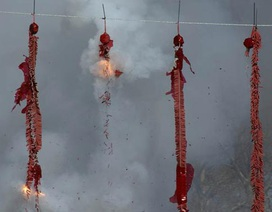 Để xảy ra đốt pháo dịp tết, người đứng đầu địa phương phải chịu trách nhiệm