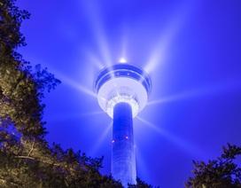 """""""Bữa tiệc ánh sáng"""" lớn nhất thế giới tại Phần Lan"""