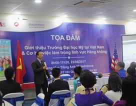 ĐH Mỹ tại Việt Nam hợp tác tuyển sinh với nhiều đơn vị