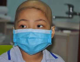 Cô bé Ngọc Ánh bị ung thư máu đã mãi mãi ra đi