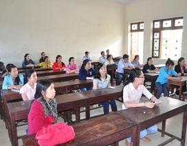 """Quảng Nam: Chọn 193 """"người tài"""" trong số hơn 2.300 ứng viên"""