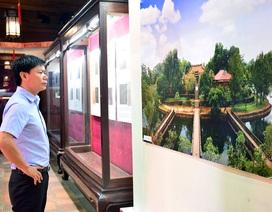 Trưng bày 3 di sản nổi tiếng triều Nguyễn tại Văn Miếu nhân dịp 2/9