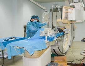 Cứu sống bệnh nhân nhồi máu cơ tim từ cõi chết trở về