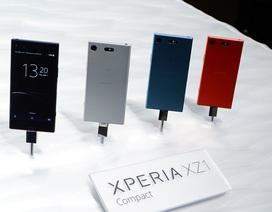 Xperia XZ1 về Việt Nam với giá 15,9 triệu đồng