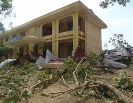 Quảng Bình: Nỗ lực khắc phục thiệt hại do bão để đảm bảo công tác giảng dạy