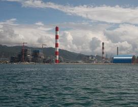Đang quây phao đánh dấu vị trí nhận chìm 1 triệu m3 chất thải xuống biển