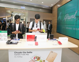 Brand Shop- chiến lược dài hơi của Oppo trên thị trường di động