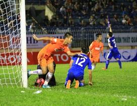 Quảng Nam FC chia điểm cùng SHB Đà Nẵng