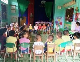 Quảng Bình: Miễn học phí cho học sinh mầm non vùng đặc biệt khó khăn