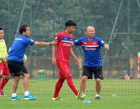 HLV Park Hang Seo không gọi cầu thủ SL Nghệ An là có lý do