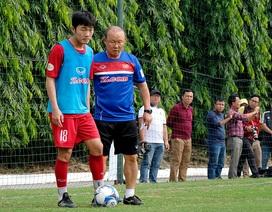 HLV Park Hang Seo đề phòng bệnh ngôi sao ở đội tuyển Việt Nam
