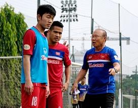HLV Park Hang Seo chê cầu thủ Việt Nam còn thụ động