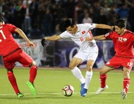 Đội tuyển Việt Nam còn nguyên nhược điểm từ AFF Cup 2016