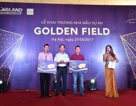 Golden Field mở bán đợt tiếp theo sau khi giới thiệu căn hộ mẫu