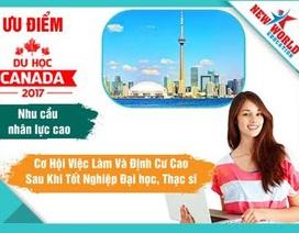 Du học Canada 2017 – Lựa chọn ngành học đúng quyết định cơ hội việc làm và định cư