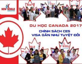 Hội thảo chuyên đề - Visa Du học Canada CES gần như tuyệt đối 2017