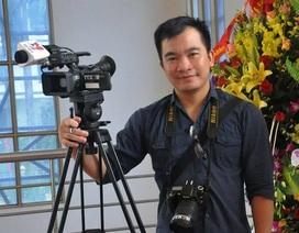 Đoàn TNCS Hồ Chí Minh truy tặng bằng khen tới phóng viên Đinh Hữu Dư