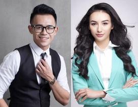 Hoa hậu Ngọc Diễm, Đức Bảo đảm nhận MC đêm chung kết Hoa hậu Hoàn vũ Việt Nam