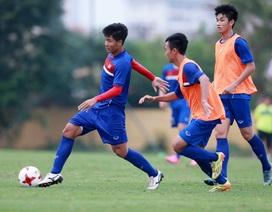 """Quyết gây bất ngờ ở World Cup, U20 Việt Nam """"đóng cửa"""" tập kín"""