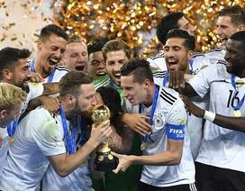 Những khoảnh khắc Đức hạ Chile và bước lên đỉnh cao nhất Confederations Cup