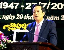 """""""Xác nhận hơn 400 hồ sơ tồn đọng là người có công ở Nam Định, không đơn giản"""""""