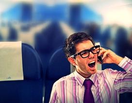 Du khách có thể bị phạt tù ở Trung Quốc nếu dùng điện thoại trên máy bay