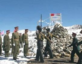 Binh sĩ Trung - Ấn đụng độ ở biên giới