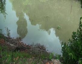 Hai bà cháu ngã sông chết đuối