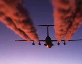 Thay đổi nhỏ các tuyến đường bay có tác động lớn đến khí hậu