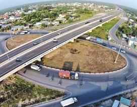Chuẩn bị xây dựng đường cao tốc Bắc - Nam