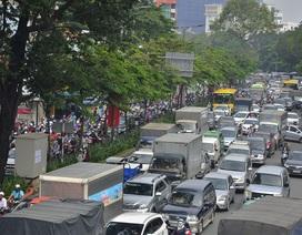 TPHCM muốn sớm mở đường giải quyết ùn tắc cho Tân Sơn Nhất