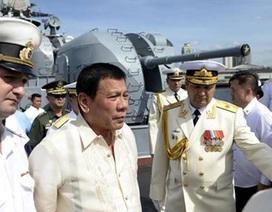 Philippines muốn Nga làm đồng minh và người bảo vệ