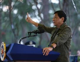 Tổng thống Philippines từ chối nhận đồng hồ vàng làm quà sinh nhật