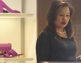 Bạn gái Tổng thống Philippines đi mua sắm ở Hong Kong