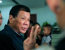 Tổng thống Duterte: Cuộc bạo loạn tại Philippines hoàn toàn do IS khởi xướng