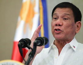 Tổng thống Philippines muốn mọi kẻ khủng bố phải chết